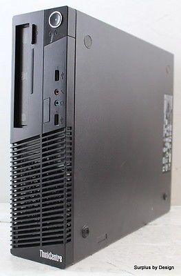 USED Refurbished Lenovo ThinkCentre M72e 3664A4U Desktop Computer