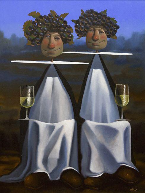 Saint Pinto and Grigio