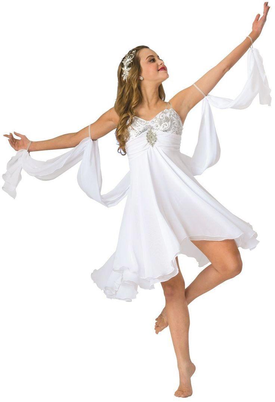 танец девушки в костюме ангела видео