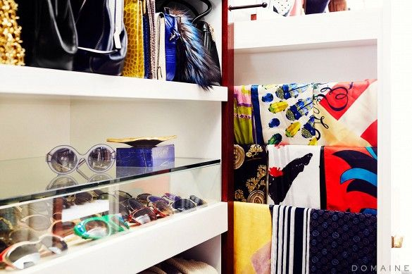 Jaime King closet makeover Dressing room Pinterest