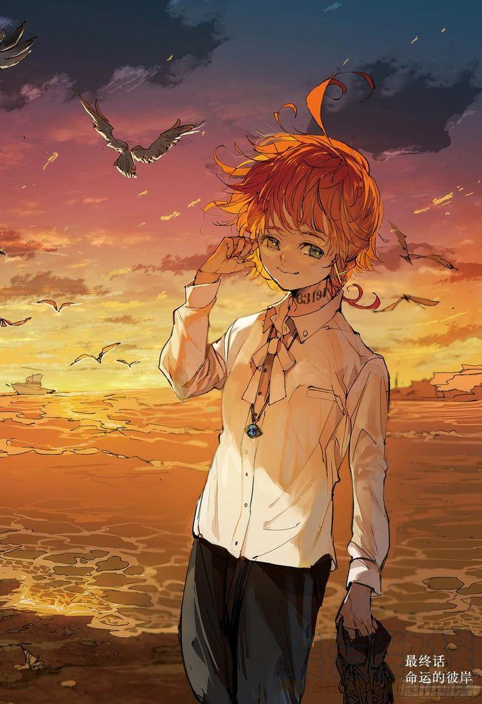 约定的梦幻岛 最终话 命运的彼岸 OH漫画 in 2020 Anime, Art