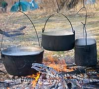 Dutch oven cooking- a kind of a one size fits all recipes