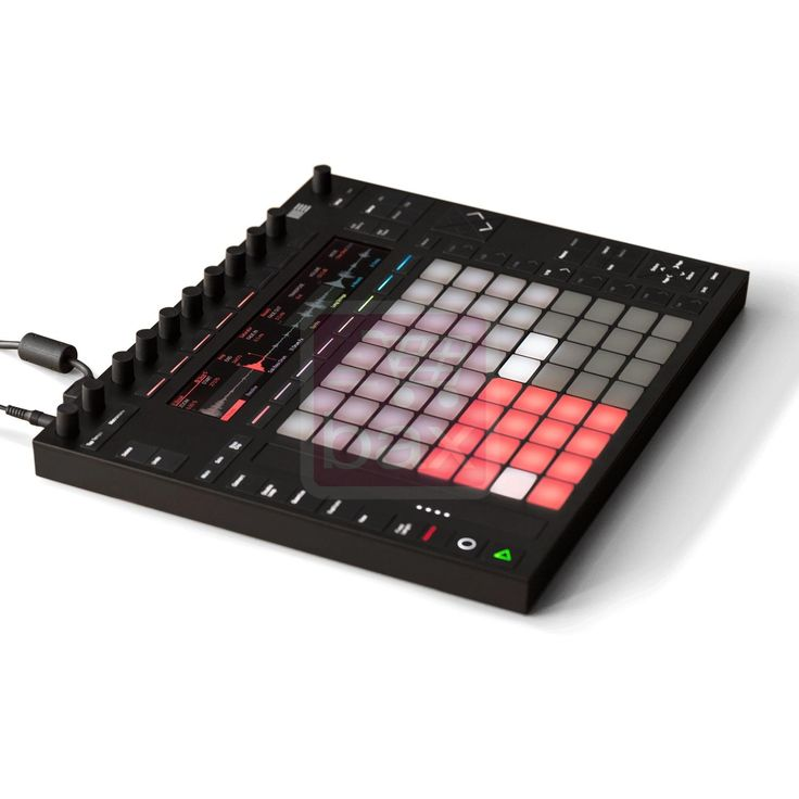 Ableton Push 2 (Engels) controller voor Live