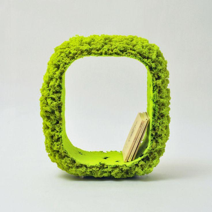Yasuhiro Suzuki Compone derretir hasta la colección de muebles de moldeo