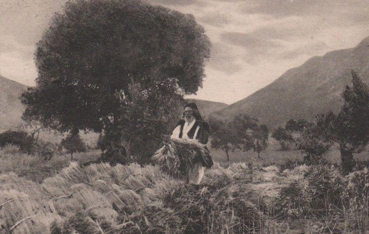 Anni '30 Contadino di Oliena
