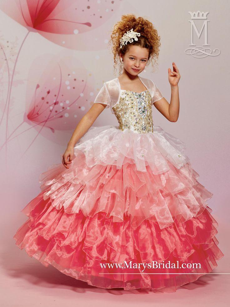Mejores 13 imágenes de Flower Girl en Pinterest | Damitas de honor ...