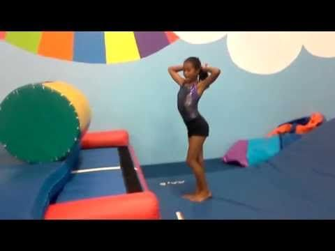 great drill for the back handsprings that undercut