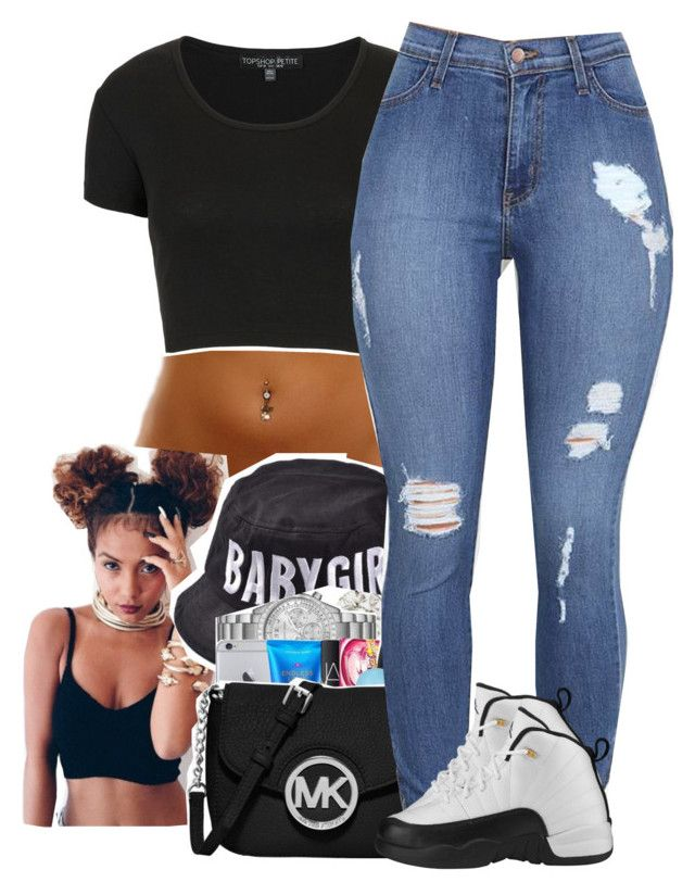 """""""April 27, 16"""" by uniquee-beauty ❤ liked on Polyvore featuring Topshop and Retrò"""