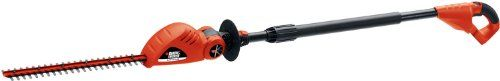 Black & Decker LPHT120 18-Inch 20-Volt Lithium-Ion Cordless Pole Hedge Trimmer  The Black & Decker LBXR20 20 Volt MAX Extended Run Time Lithium Battery is compatible with the Black & Decker 20-Volt MAX line of power and gardening tools.  These batteries have been formulated for longer runtime and improved performance.  This battery is compatible with cordless tool models BDC120VA100, BDCDMT120, BDCDMT120-2, BDCDMT120F, BDCDMT120IA, BDCF20, BDH2000SL, LC3K220, LCC220, LCS120, LCS120B,..