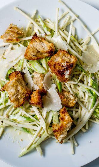 Celery Caesar Salad recipe: New look, same great salad.