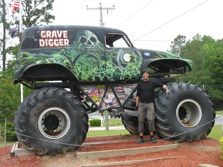 Another Grave Digger Shot