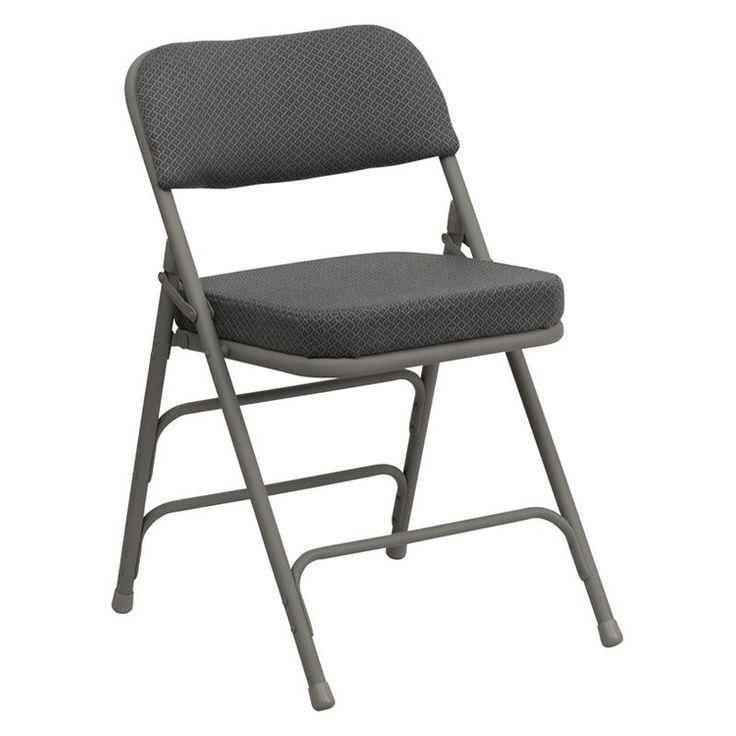 Black Metal Folding Chairs best 20+ metal folding chairs ideas on pinterest | folding chairs