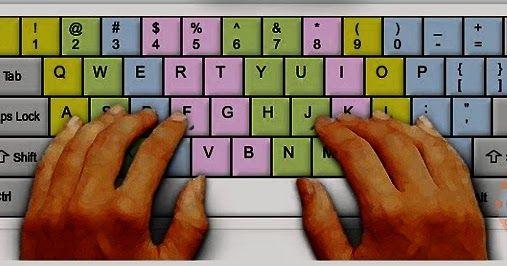 Teknik Cara Mengetik 10 Jari dengan Cepat dan Benar       Posisi dan Fungsi Tiap Jari pada Keyboard       M engetik Cepat dengan Menggunak...