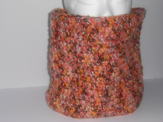Women's Cowl/ Scarf. Women's chunky cowl /scarf. by AluraCrafts