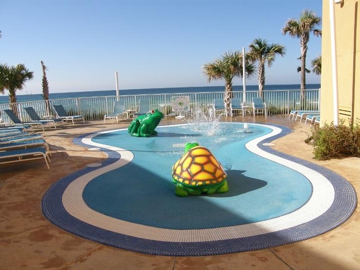 Splash Resort Condos - Panama City Beach!  Abby and Jozi will love this!