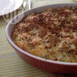 Ovenschotel met rijst en snijbiet @ allrecipes.nl