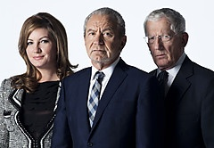 The Apprentice  #BBC