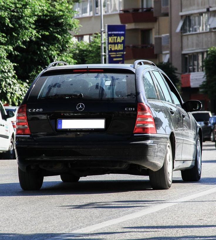 Mercedes Benz C220 CDi Wagon by ErdemDeniz.deviantart.com on @DeviantArt