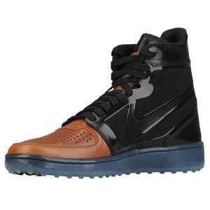Men Nike Trainer Clean Sweep Premium'Training Shoes' Black/Russet/Dark Grey/Black Model UK1562