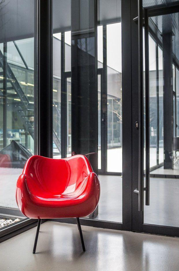 Fotel RM58 od VZÓR