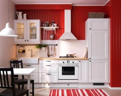 Rangement surprise composition cuisine and cuisine ikea - Mini cuisine ikea ...