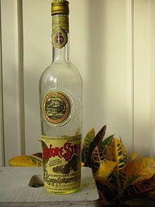 magnifico e aromatico il liquore Strega