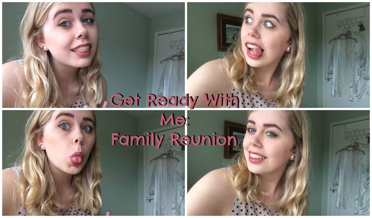 Get Ready With Me: Family Reunion | Charli Crescendo