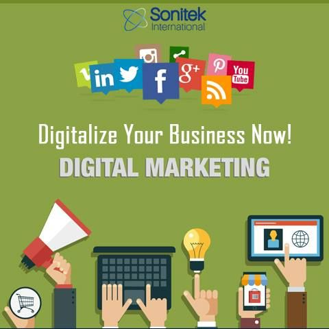 Technology to Fulfill Your Ambitions! Know more here: https://www.sonitek.ca/ #digitalmarketing #branding #promotion #sonitekinternational