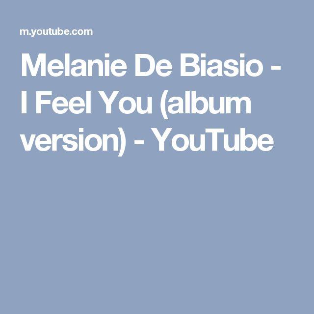 Melanie De Biasio - I Feel You  (album version) - YouTube