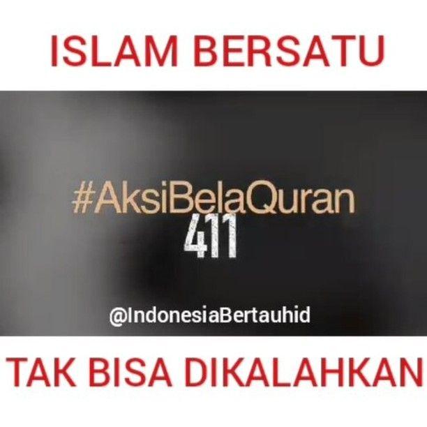 #Part1 Mengarungi Samudra Kehidupan .  #IslamBersatu #TakBisaDiKalahkan .  Upload Ulang Di Akun Sosial Mediamu.. .  Download Pakai aplikasi Instasaver di PlayStore .  Salam Perjuangan Team @IndonesiaBertauhid .  Lihat Reportase Perkembangan Aksi 4 November di Akun #IndonesiaBertauhid  Yuk follow  @IndonesiaBertauhid Yuk follow  @IndonesiaBertauhid Yuk follow  @IndonesiaBertauhid . . #KapolriTangkapAhok #Allahuakbar #BelaIslam #BelaQuran #BelaAlQuran #AksiBelaIslam