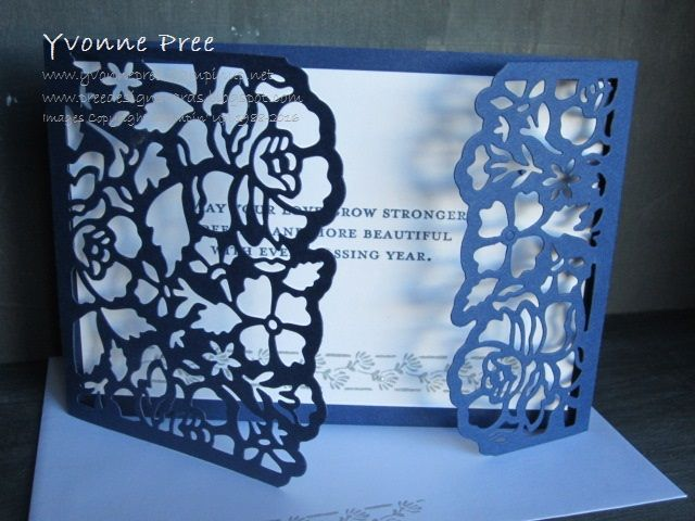 Floral Phrases, Detailed Floral Thinlits, Wedding, 2016-17 Catalogue, Stampin' Up!, Yvonne Pree, Pree Designs