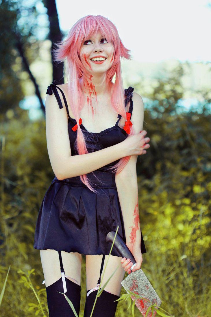 Dress up yuno gasai - Yuno_gasai_cosplay_by_otonashis D6dlkw9 Jpg 730 1095