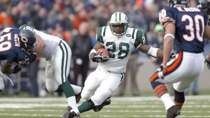 Curtis Martin,New York Jets - Ranking the 16 greatest running backs in NFL history