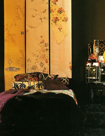 Claire Cole Designs...beautiful couture wallpapers and whimsical works of art