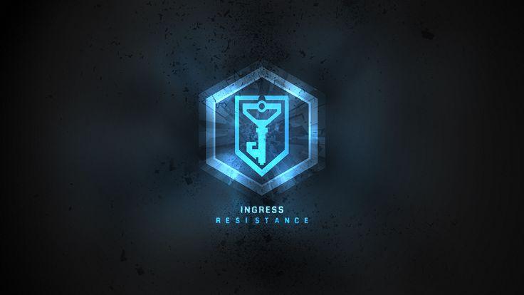 Ingress - Resistance 2 by Severn-Mw.deviantart.com on @DeviantArt