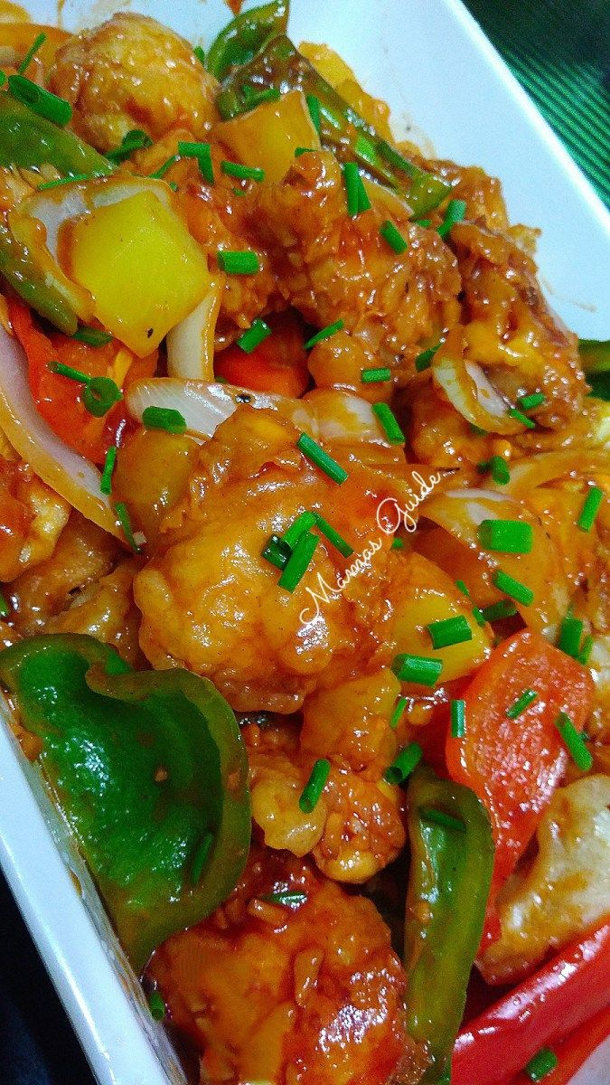 Sweet And Sour Chicken Chowking Style Sweet And Sour Fish