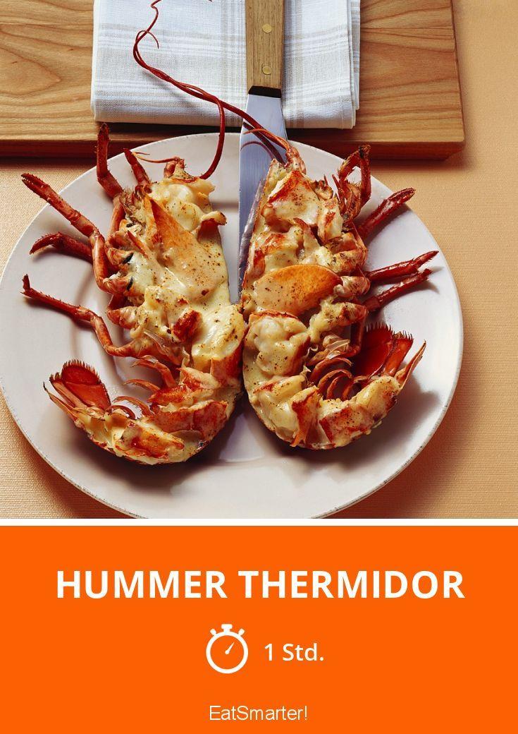 Hummer Thermidor - smarter - Zeit: 1 Std. | eatsmarter.de