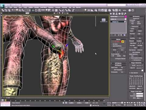 inspirational flex muscles rigging in 3ds max tutorial 11 best rig images on rigs 3ds max and 3d 265