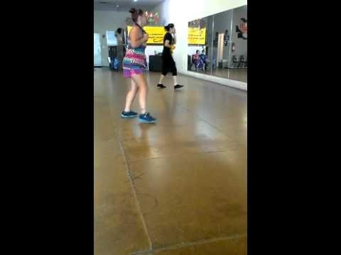 El sol dance company beginners azteca - YouTube