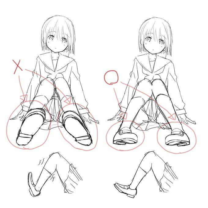 fcd9ccf085f163c2ac685790e6901150--drawing-tips-anime-drawing-reference.jpg (680×680)