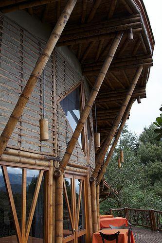 Casa La Minga [Choachí, CO] Foto: Juan Carlos Bello http://www.laminga.co/
