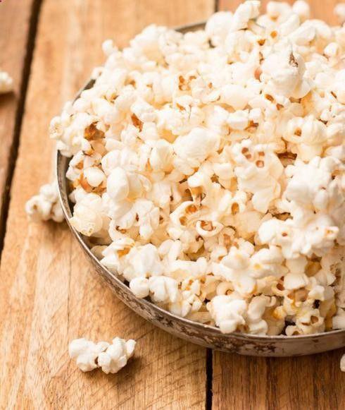 Popcorn à lhuile de coco