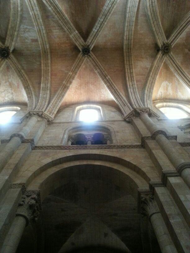 Ávila Basílica de San Vicente
