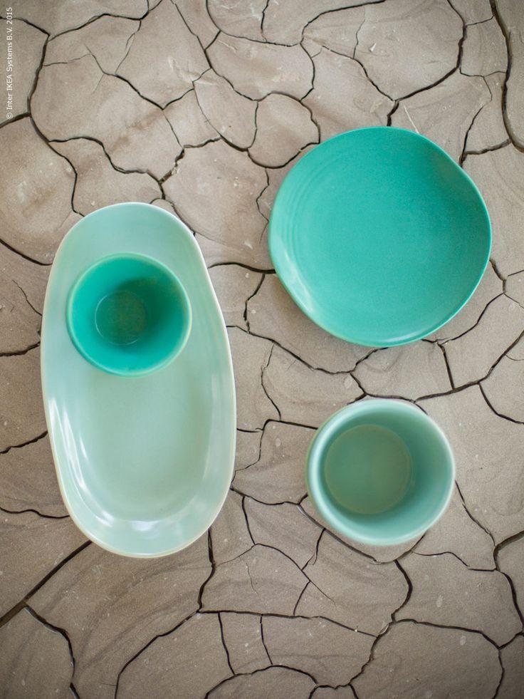 Den 16 oktober 2015 kommer VÄLBALANS till varuhusen – det är den fjärde tillfälliga kollektionen som skapats i samarbete mellan IKEA och hantverkare från Doi Tung Development Project i Thailand. Kollektionen omfattar handvävda textilier, handgjord keramik och, för första gången hos IKEA, även handgjorda pappersprodukter.