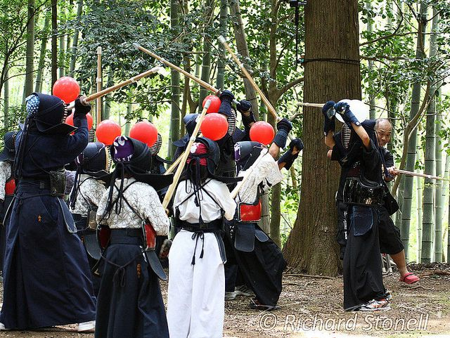 Last Stand / 最後の抵抗 by Oroshi #kendo #budo #giappone