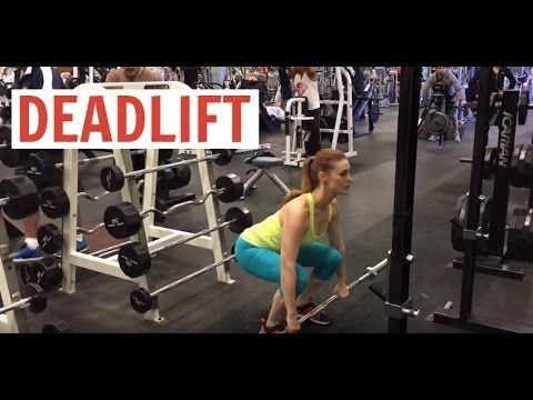 Deadlift | Women's strength nation