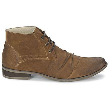 Kotnikove boty Kdopa DUBAI Velbloudí hnědá 350x350
