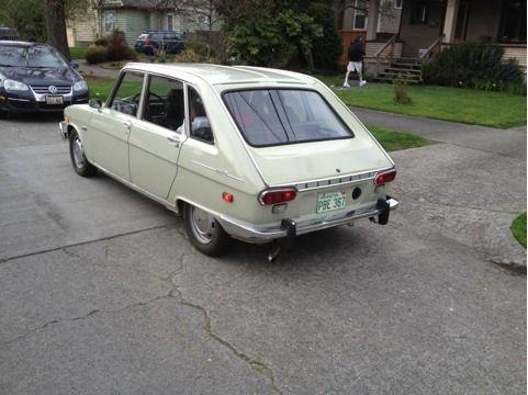 1970 Renault R16 - $5500 (Seattle/Ballard)