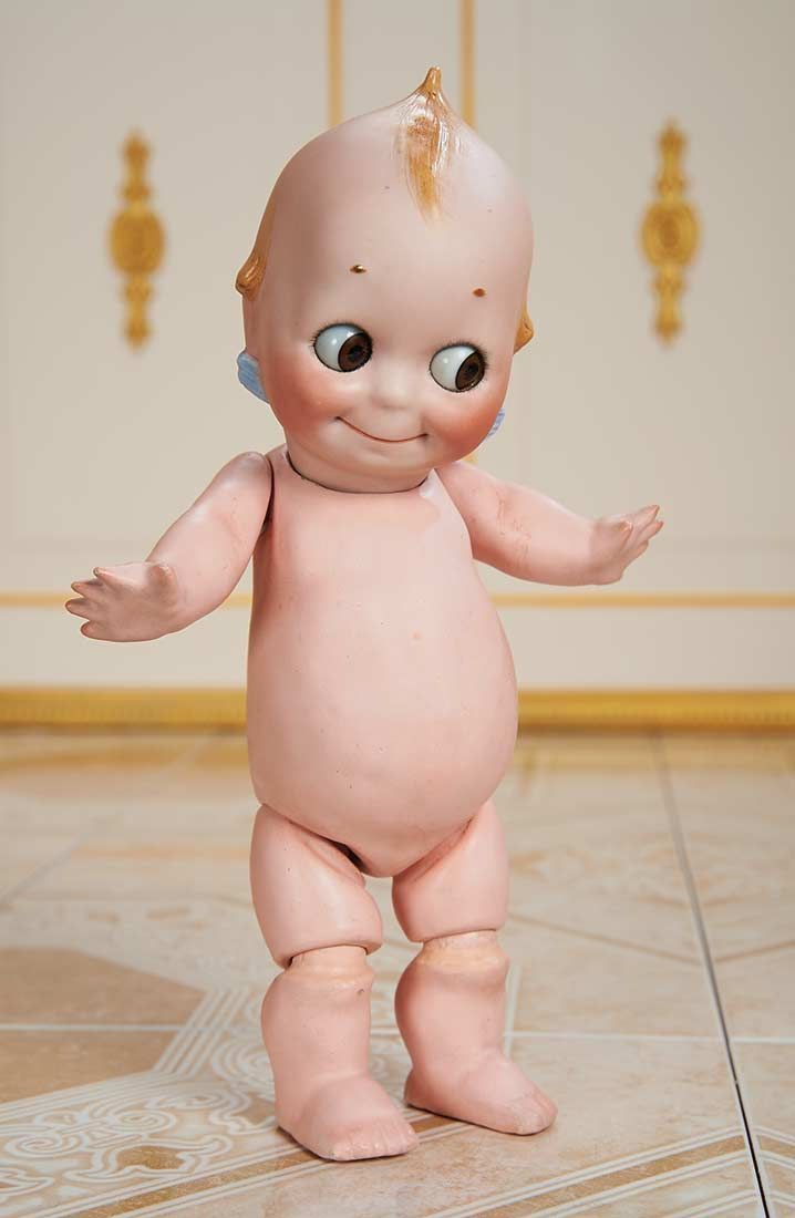 Cotillion - The Susan Whittaker Collection : 26 Rare Largest Size of the German Bisque Composition Body Kewpie by Kestner
