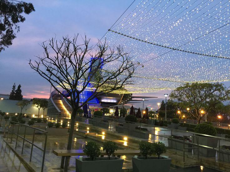 South Coast Plaza Mall - Costa Mesa, California